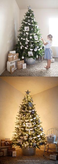 El árbol de Navidad de los recuerdos - Muy Ingenioso