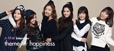 First photo for APINK
