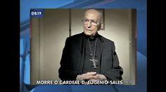 Arcebispo emérito do Rio, Dom Eugênio Sales, morre aos 91 anos em casa - Vídeos - R7