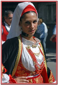 SARDEGNA- Costumi antichi