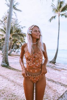 French Polynesia with Salty Luxe and Coral Cardeners for Spell & The Gypsy Collective Source by oheyshop swimwear Nyc Fashion, Korean Fashion, Boho Fashion, Fashion Trends, Beach Fashion, Fashion History, Style Fashion, Bora Bora French Polynesia, Tahiti