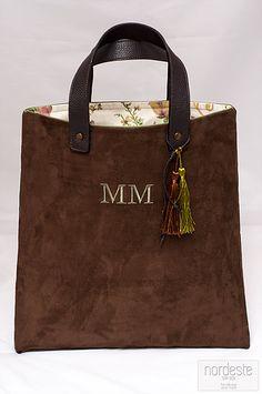 nordeste handbags, bolso personalizado, bolso de mano, bolso iniciales   BOLSOS GRANDES/SHOPPERS