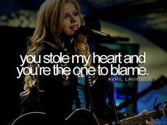 ~Avril Lavigne