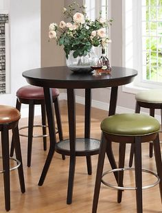 """42"""" Round Counter-Height Dining Table"""