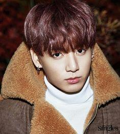 Jungkook❤ BTS for Singles Magazine January 2017 Issue#BTS #방탄소년단