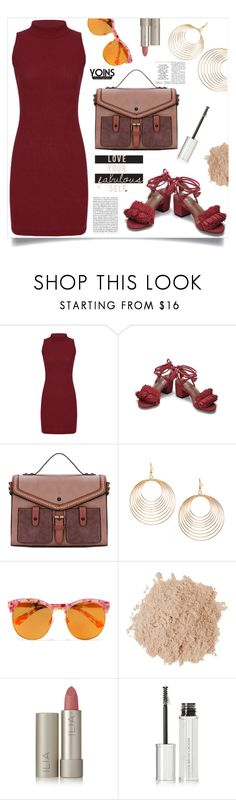 """""""Yoins!"""" by samra-bv ❤ liked on Polyvore featuring Gentle Monster, Eve Lom, Ilia, Givenchy, polyvorefashion, yoins, yoinscollection and loveyoins"""
