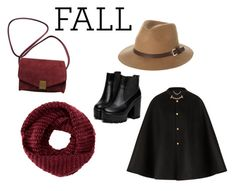 """Fall"" by fashionandmore-blog on Polyvore featuring moda, TOMS, Rusty, Burberry i Zadig & Voltaire"