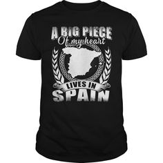 A BIG PIECE OF MY HEART LIVES IN SPAIN #christmasgifts #merrychristmas #xmasgifts #holidaygift #spainlovers #ilovespain