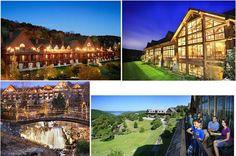 Big Cedar Lodge in Missouri. Such a pretty place to stay!