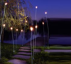Mini mini franco zavarise zava mini mini h100cm outdoor copper green luminaire lighting design signed 17470 product