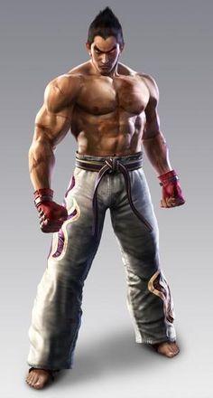 Kazuya Mishima - Tekken my nigga Kazuya is the only character I can kick everyone's ass with on tekken
