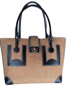 Beautiful Handmade Handbag/Bag From Africa, charity