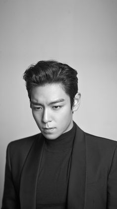 T.O.P (탑) - LINE Deco exclusive BIGBANG Welcoming Collection 2015 Wallpaper.