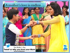 Mother's love is endless. Love Mom, Mothers Love, Mother Quotes, Day
