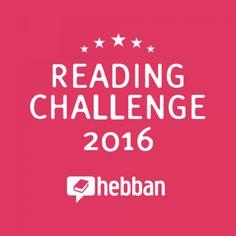 Hebban Reading Challenge 2016