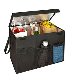 Another great find on #zulily! Collapsible Insulated Trunk Organizer by Isaac Mizrahi New York #zulilyfinds