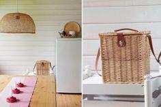 CIRKUS: details from summer cottage Wicker, Cottage, Summer, Blog, Home Decor, Summer Time, Decoration Home, Room Decor, Cottages