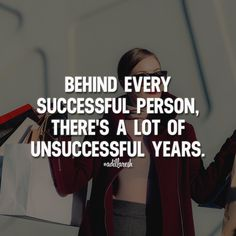 Behind every successful person, there's a lot of unsuccessful years. ➡️ like, share & follow @adillaresh for more! Enjoy the music we curated for you smarturl.it/freshsnd #adillaresh #quotes #quote #success #motivation #inspiration #quoteoftheday #saying #proverb #wisdom #thoughts #motivatingquotes #lifequotes #life