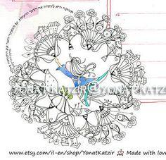 digital download mandala pattern diy print at home,Fairy Circle, Art ...