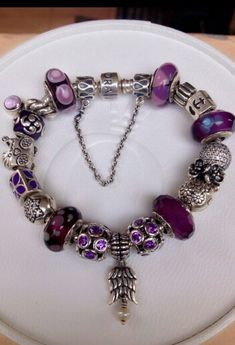 Purple Pandora - so In Vogue at the moment