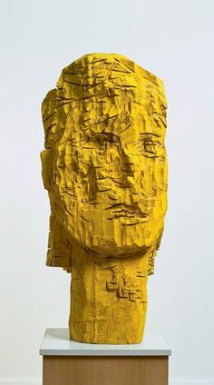 HYDRA ERA - artruby: Sculptures by Georg Baselitz.
