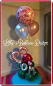 Mother's Day, Mothers Day Balloon bouquet, flower balloons Mother's Day Bouquet, Red Rose Bouquet, Bouquet Wedding, Happy Mothers Day Song, Mothers Day Crafts, Balloon Flowers, Balloon Bouquet, Happy Birthday Flower Bouquet, Mothers Day Balloons