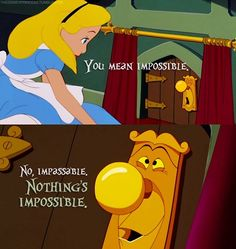Alice in Wonderland- movie quote