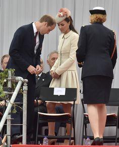 Kate Middleton Photos: A Service of Remembrance Ceremony