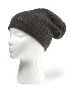 Women s Cashmere Honey Comb Stitch Hat - Accessories - T.J.Maxx 1a7e163d9733