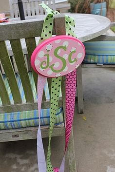 bow holder peanuts, pinterest 2013, ribbons, ribbon bows, gifts, bow holders, blogger 2013, drawers, monograms
