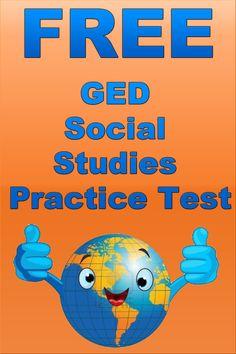 California GED test nervous help!?