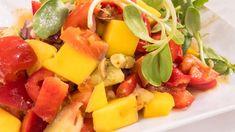 Rýchle domáce bagety | VARENÝ-pečený Foie Gras, Fruit Salad, Guacamole, Quiche, Cantaloupe, Cilantro, Fruit Salads, Quiches
