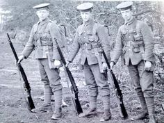BRITISH ARMY - Royal Naval Division soldiers