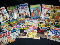 Lote De 19 Revistas De El Jueves Numeros Sueltos- Buen Estado