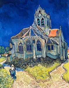 L'Église d'Auvers-sur-Oise | LASKO