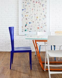 Shake My Blog | Un appartement contemporain et coloré