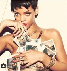 #MSS @edgefashiongroup #ModelSelfieSaturday goes to the gorgeous Rihanna... We've all been seeing her step into the model world recently. RiRi has posed for Vogue, Dolce & Gabbana and more! Her selfies are timeless, effortless and stunning ! #WorkRihanna !! #modelselfie #EDGE #EDGEApproved #EDGEFashionGroup #EFG #rihanna #vogue #dolcegabbana #selfie