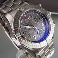 Breitling Chronograph Avenger Seawolf