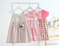 Kids Summer Dresses, Little Girl Dresses, Girls Dresses, Little Girl Fashion, Kids Fashion, Toddler Outfits, Kids Outfits, Toddler Fashionista, White Baby Dress