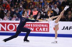 ISU World Figure Skating Championships 2016 - Day 6 Lubov Iliushechkina and Dylan Moscovitch of Canada