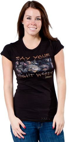 Jr Right Words Labyrinth Shirt