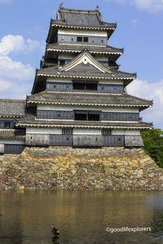 Exploring Matsumoto Castle - GOOD LIFE XPLORERS