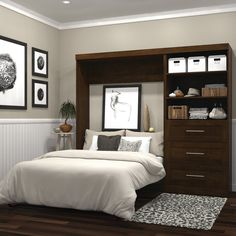 Decorate your room in a new style with murphy bed plans Murphy Bed Plans, Cama Murphy Ikea, Murphy-bett Ikea, Bedroom Furniture, Bedroom Decor, Bedroom Sets, Furniture Sets, Furniture Design, Home Decor Ideas