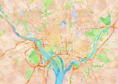 Map Stack | Stamen Design DC1
