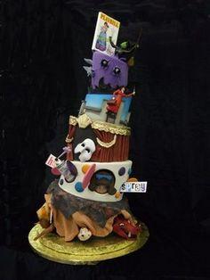 Have a Piece of Cake Art « Rappin's Weblog