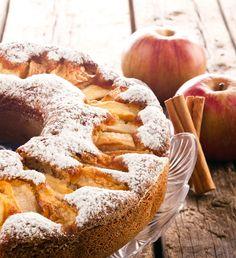 La #tartademanzana es una receta que, en el continente norteamericano, ¡no falta! Mañana o tarde, ya sea de postre o no, la #tarta es una de las preferidas.