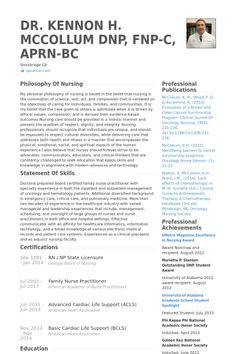 graduate nurse practitioner cv samples http resumesdesign com