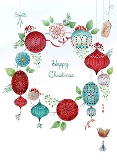 Victoria Nelson - Greetings Card Illustrator New Christmas designs
