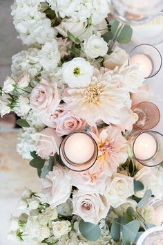 Luxury Glam Wedding at Monarch Beach Resort- Flowers by Cina featured in Strictly Weddings- wedding floral design inspiration Star Wedding, Floral Wedding, Dream Wedding, Spring Wedding, Flower Runner Wedding, Elegant Wedding, Wedding Album, Wedding Beauty, Trendy Wedding