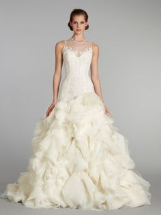 Lazaro - wedding dress